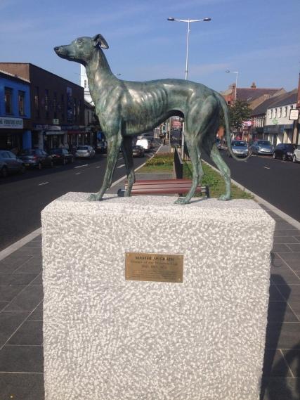 Master McGrath Statue, Lurgen, Ireland